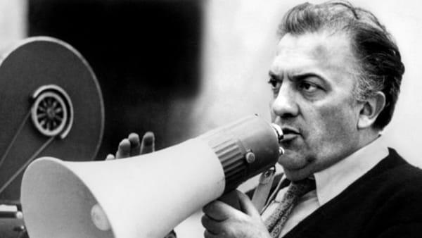 Un omaggio a Federico Fellini, signore del cinema e del fumetto