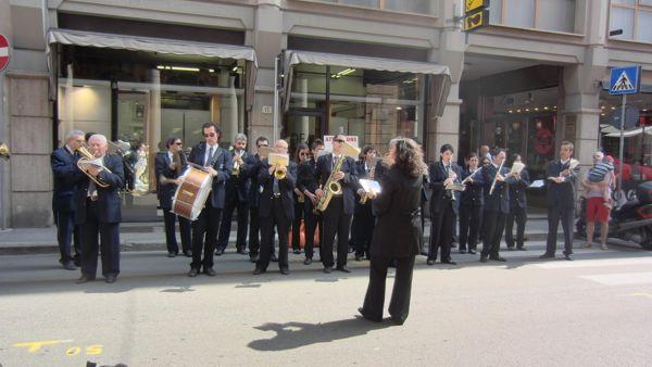 """Al Teatro """"Il Piccolo"""" il concerto della Banda Città di Forlì per la Festa dei Lavoratori"""