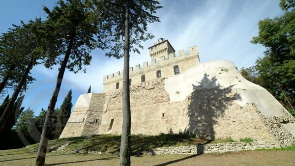 Una visita alla Rocca delle Caminate