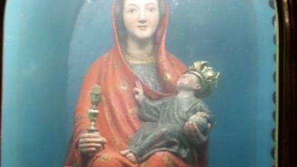 La Madonna di Germania?  È a Forlì