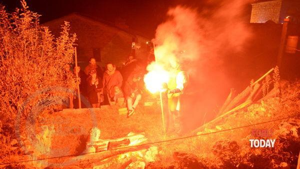 Nella notte di Halloween la Fortezza di Castrocaro diventa il Castello dei Misteri
