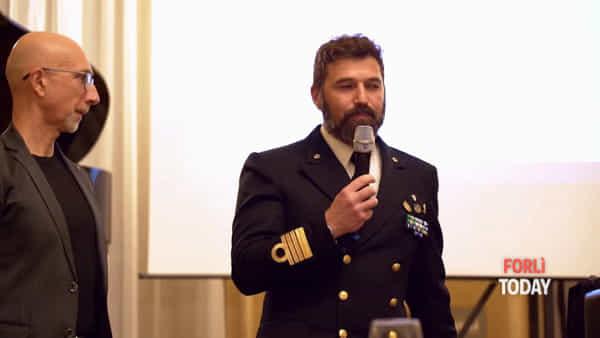 """Gianfranco Bacchi, il comandante dell'Amerigo Vespucci si racconta: """"Ogni volta che salgo a bordo provo un'emozione"""""""