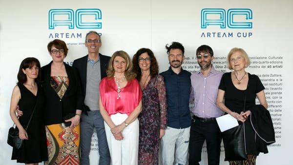 Mostra finale per Arteam Cup alla Fondazione Dino Zoli