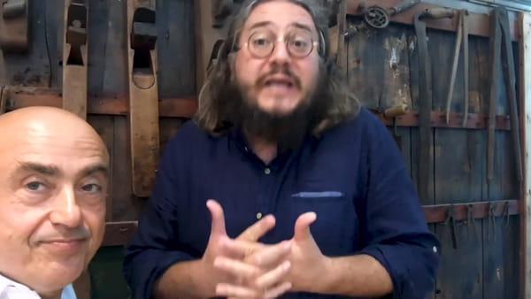 Le azdore sono le protagoniste della web serie di Paolo Cevoli - IL VIDEO