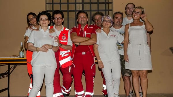 Una cena di beneficenza per sostenere la Croce Rossa