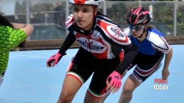 forli roller: secondo posto ai campionati regionali di pattinaggio corsa-6