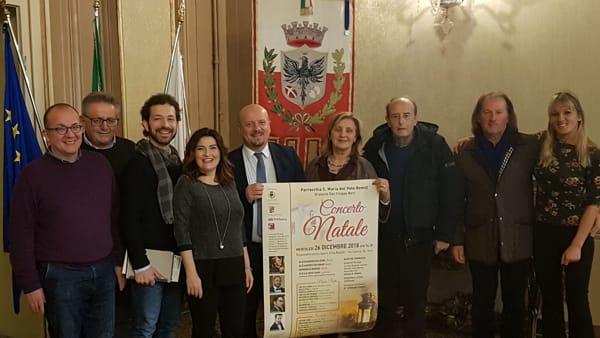 Anche il quartiere Romiti festeggia il Natale con un suo concerto di beneficenza