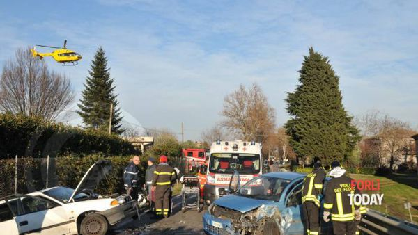 L'incidente a Fiumana di Predappio