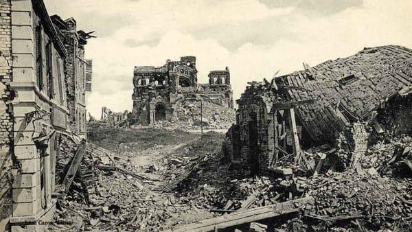 Giovanni Tassani e Mario Proli indagano le conseguenze della Grande Guerra