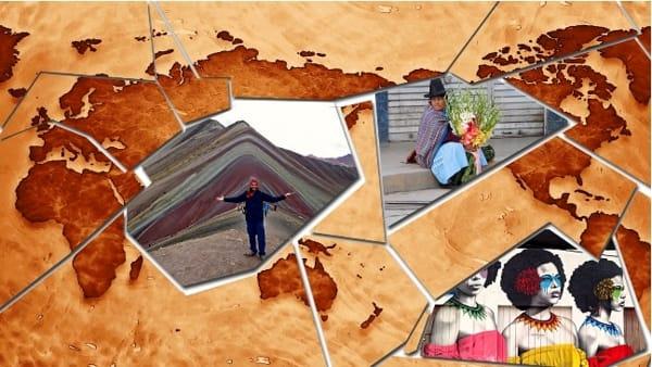 """""""Frammenti di mondo"""": Mattia Fiorentini racconta il suo anno lungo il Sudamerica"""