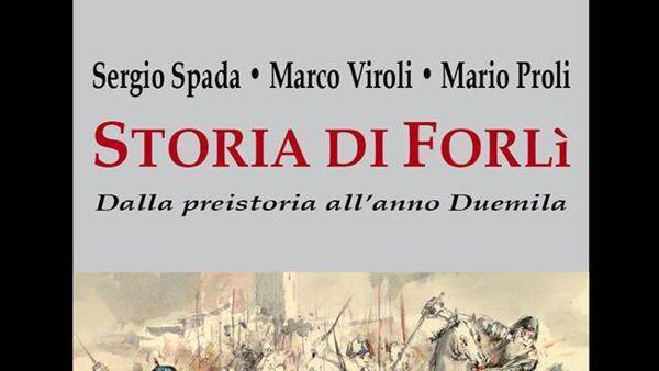 """""""La storia di Forlì - dalla preistoria all'anno 2000"""": presentazione in Salone comunale"""