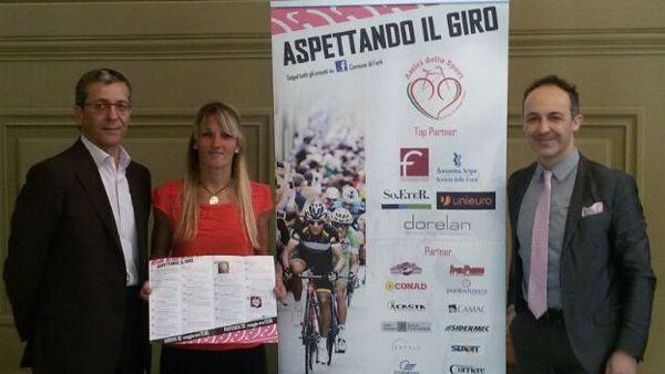 Aspettando il Giro, arrivano le glorie del ciclismo Cassani, Amadori, Baldini e Pambianco