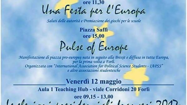 Festa dell'Europa: la 18esima edizione tra incontri e convegni
