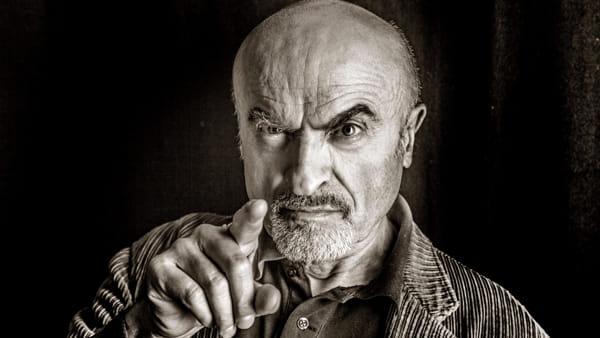 """Ivano Marescotti si racconta nel suo libro """"Fatti veri"""""""