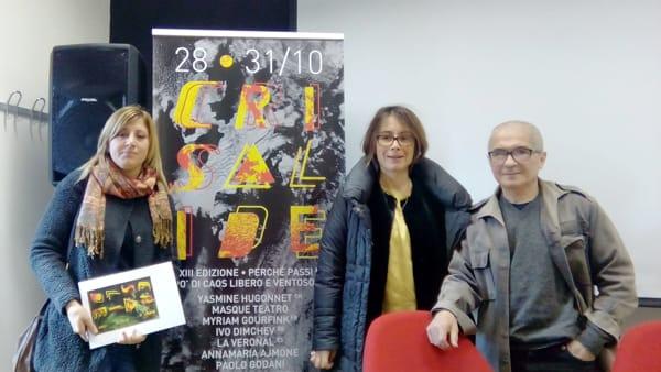 Teatro, danza, musica, filosofia, incontri, mostre e workshop: torna il Festival Crisalide