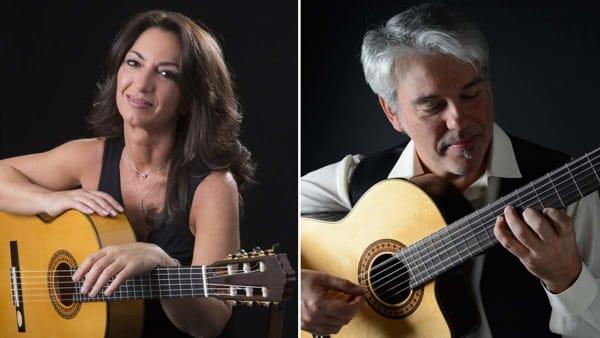 Sadurano Serenade, appuntamento con i chitarristi Angela Centola e Roberto Margaritella