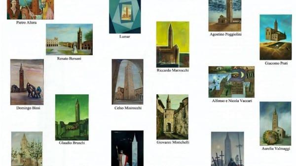 """Per la Festa di San Mercuriale la mostra di quadri """"Adotta un campanile"""""""