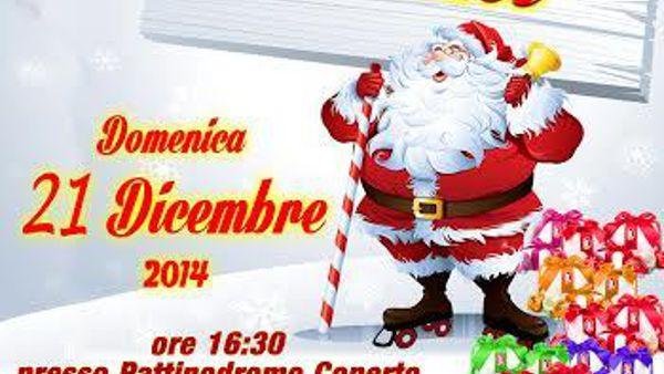 Un Natale sui Pattini per beneficenza al pattinodromo di via Ribolle
