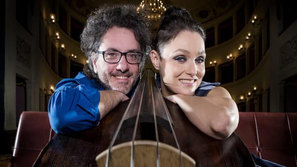 """Sul palco la """"Musica Nuda"""" di Petra Magoni e Ferruccio Spinetti"""