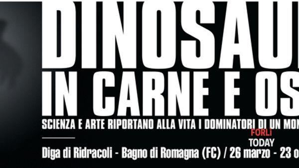 """""""Investigatori del passato"""": laboratorio sui dinosauri a Ridracoli"""