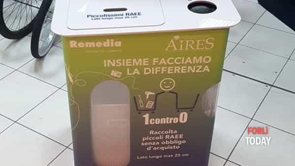 la magia del riciclo: il tour di remedia arriva a forlì-2