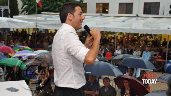 """Aspettando il Festival di Castrocaro un nuovo """"Incontro al tramonto"""": l'ospite sarà Matteo Renzi"""