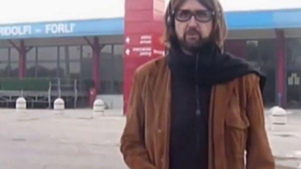 """""""Voli fantasmi"""", l'aeroporto di Forlì diventa una parodia di Halloween: il VIDEO"""