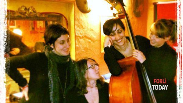 Il liscio rivisto al Sala Aramini Folk Club con Caleidorchestra
