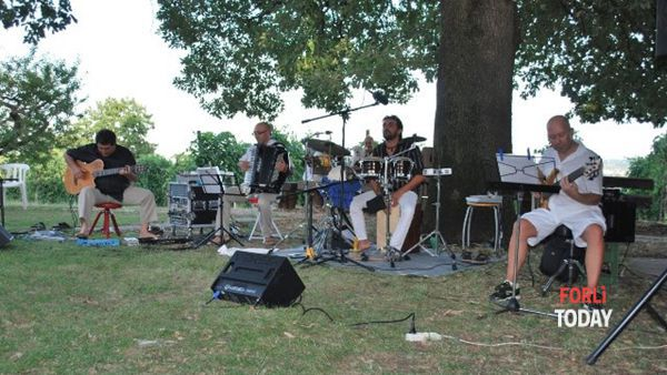 """Il """"Deja vu quartet"""" al Sala Aramini Folk Club"""