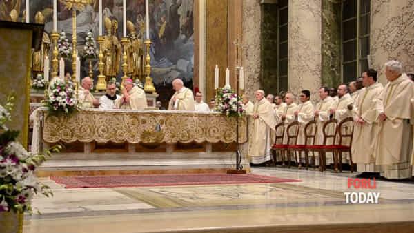 """Madonna del Fuoco, il vescovo Livio: """"Non è facile vivere da fratelli. Proviamoci sempre"""""""
