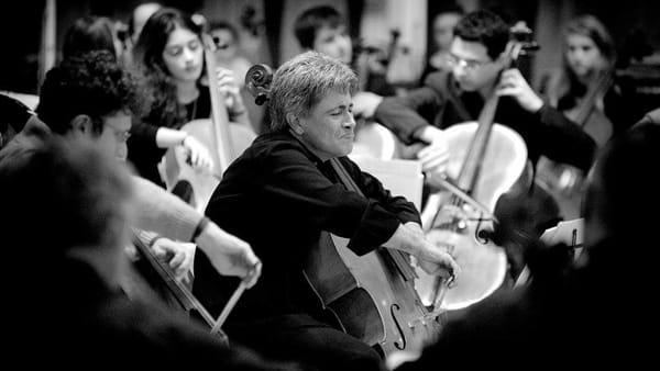 """""""101 Cellos & Bass"""", invasione pacifica di violoncelli e contrabbassi"""