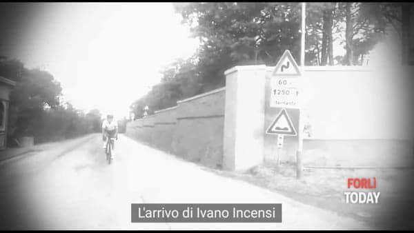 """""""Disumano"""": Ivano Incensi completa l'impresa della 24 ore della Rocca"""