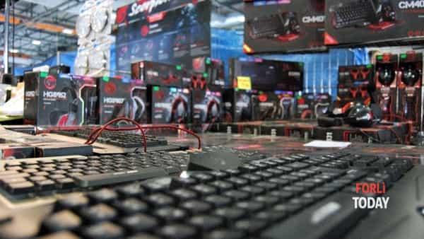 expo elettronica e forlive comics & games, fiera di forlì 7/8 dicembre-2