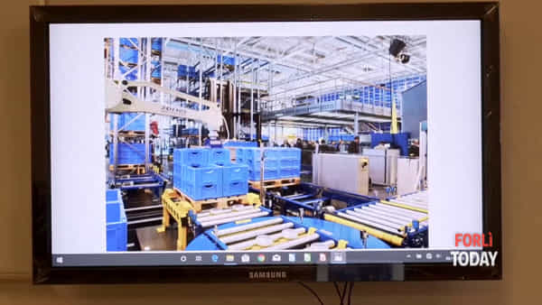 Formazione all'avanguardia per la logistica del futuro: l'Itaer inaugura un nuovo laboratorio