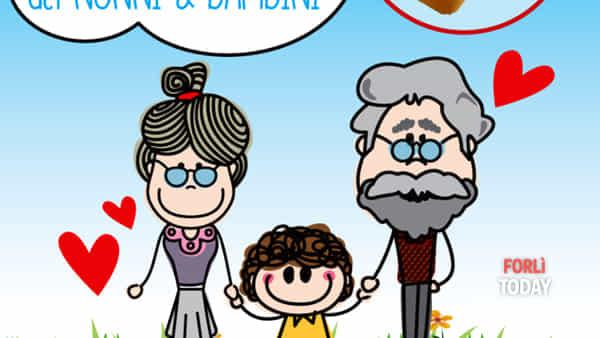 Nonni e nipoti in festa al Punta di Ferro