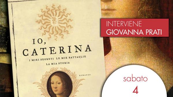 """Alla libreria Ubik la presentazione del libro """"Io, Caterina"""" dedicato a Caterina Sforza"""
