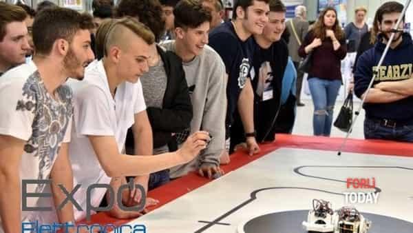 expo elettronica e forlive comics & games, fiera di forlì 7/8 dicembre-5