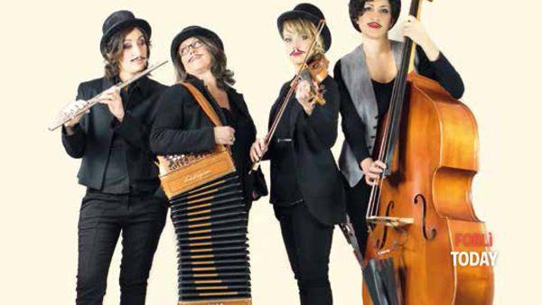 Femmefolk presentano il primo cd al Sala Aramini Folk Club