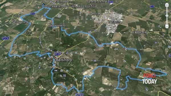 terza notturna snoopy bike 21 luglio forlimpopoli-2