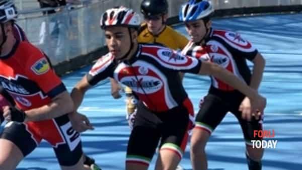 forli roller: secondo posto ai campionati regionali di pattinaggio corsa-7