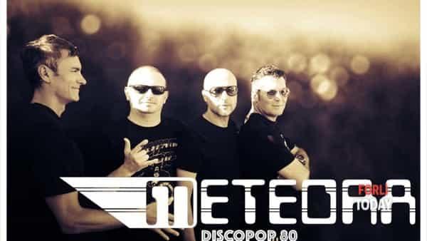 Meteora: il rock anni '80 in un concerto acustico