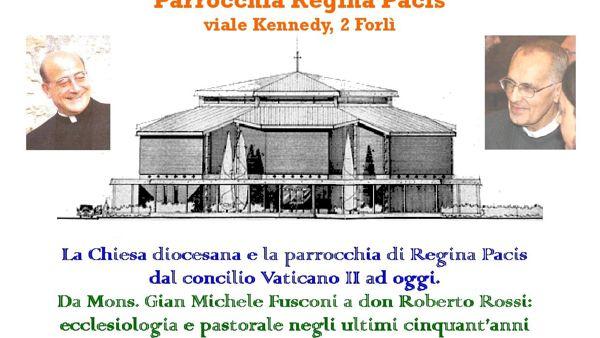 Prima serata dedicata al 50° anniversario di Regina Pacis