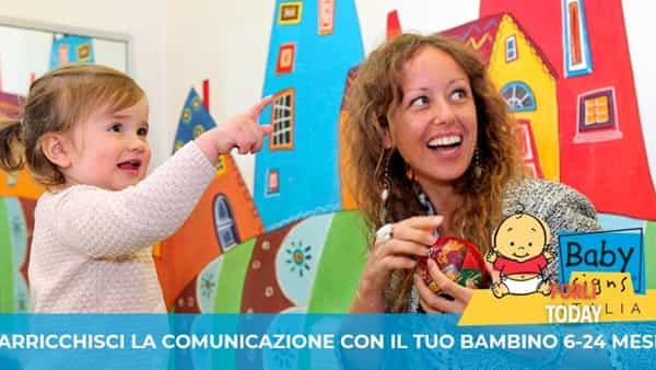 "Workshop ""Baby signs"" per genitori e professionisti"