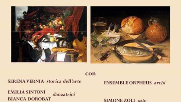 """Al Museo San Domenico una conferenza sul """"nutrimento dell'arte"""""""