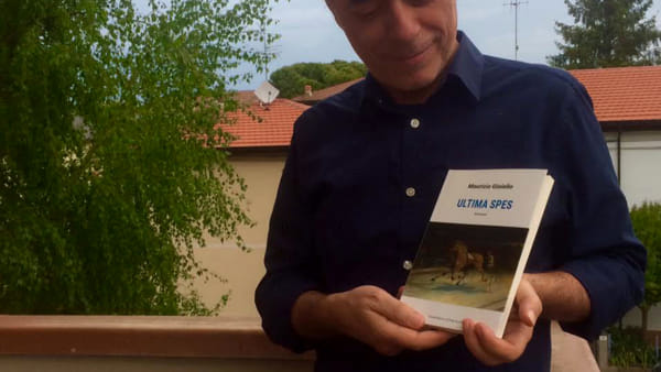 """""""Ultima Spes"""", il romanzo sugli Europei all'ippodromo di Cesena"""