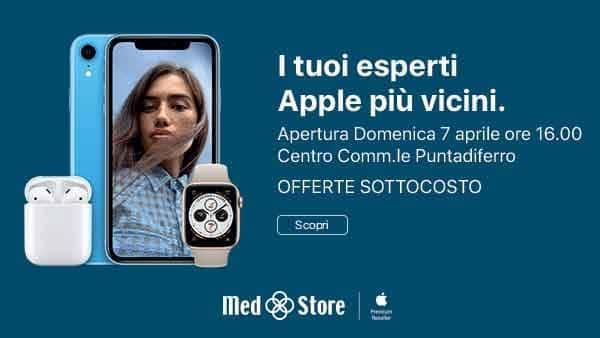 Med Store Forlì cala il bis, nuova apertura a Puntadiferro