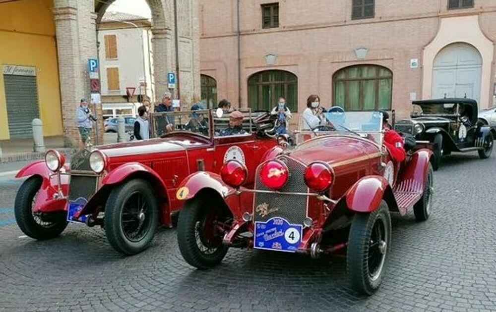 Il Gran Premio Nuvolari torna a Meldola per l'apertura dell'ultima tappa