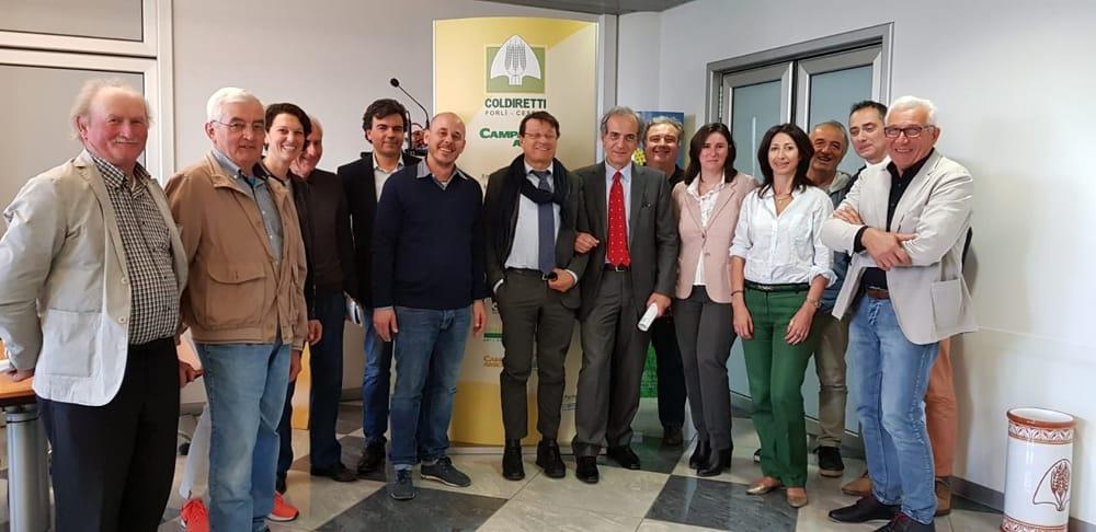 85f6c1603 A dirlo sono Gian Luca Zattini e Rosaria Tassinari