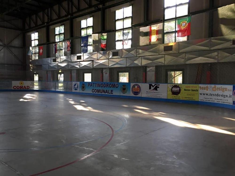 Al pattinodromo di via ribolle il campionato provinciale for Libertas nuoto lugo