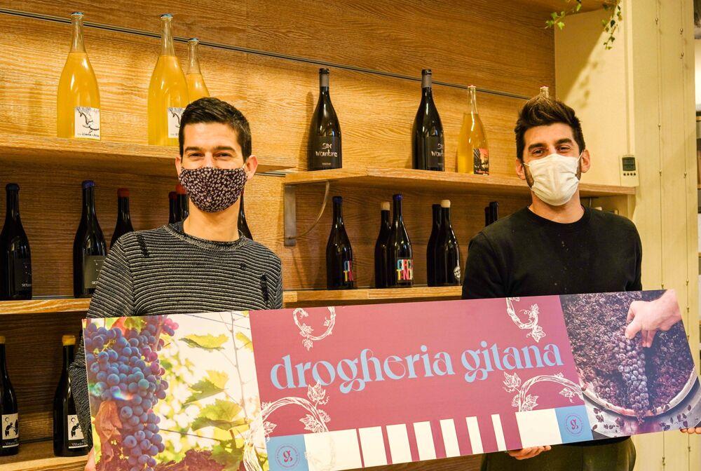 """E' arrivata in città la """"Drogheria gitana"""", temporary shop coi prodotti delle aziende agricole locali"""